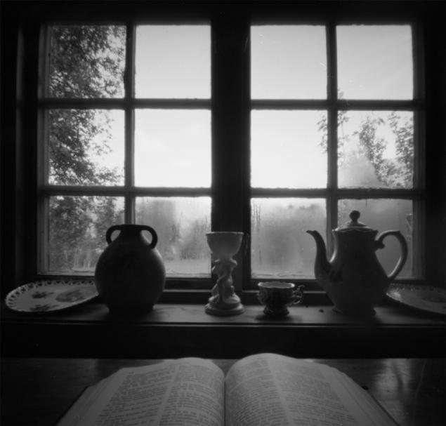 Window, Gjerå, Stardalen, pinhole imager