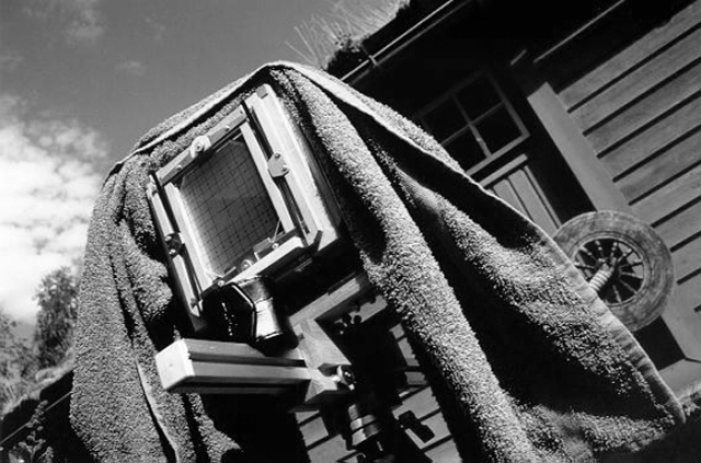 Jon Grepstad Large format camera
