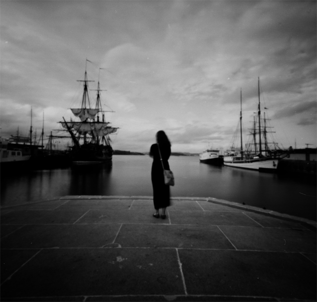 Le Voyage, pinhole image